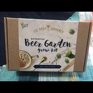 Beer Garden Grow Kit. Botanical.